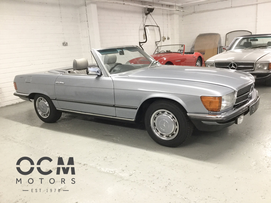 1982 Mercedes 280SL For Sale (picture 1 of 6)