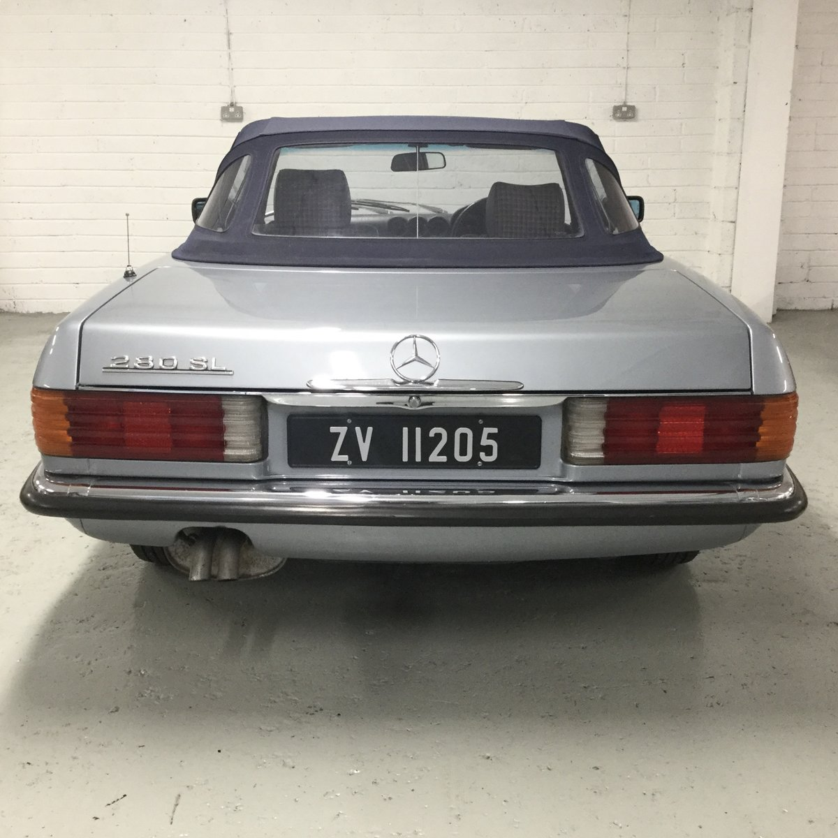 1982 Mercedes 280SL For Sale (picture 4 of 6)