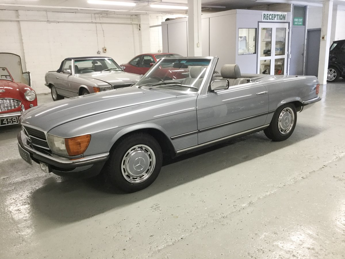 1982 Mercedes 280SL For Sale (picture 5 of 6)