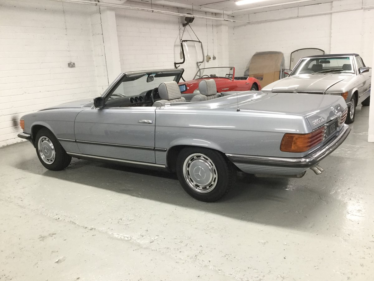 1982 Mercedes 280SL For Sale (picture 6 of 6)