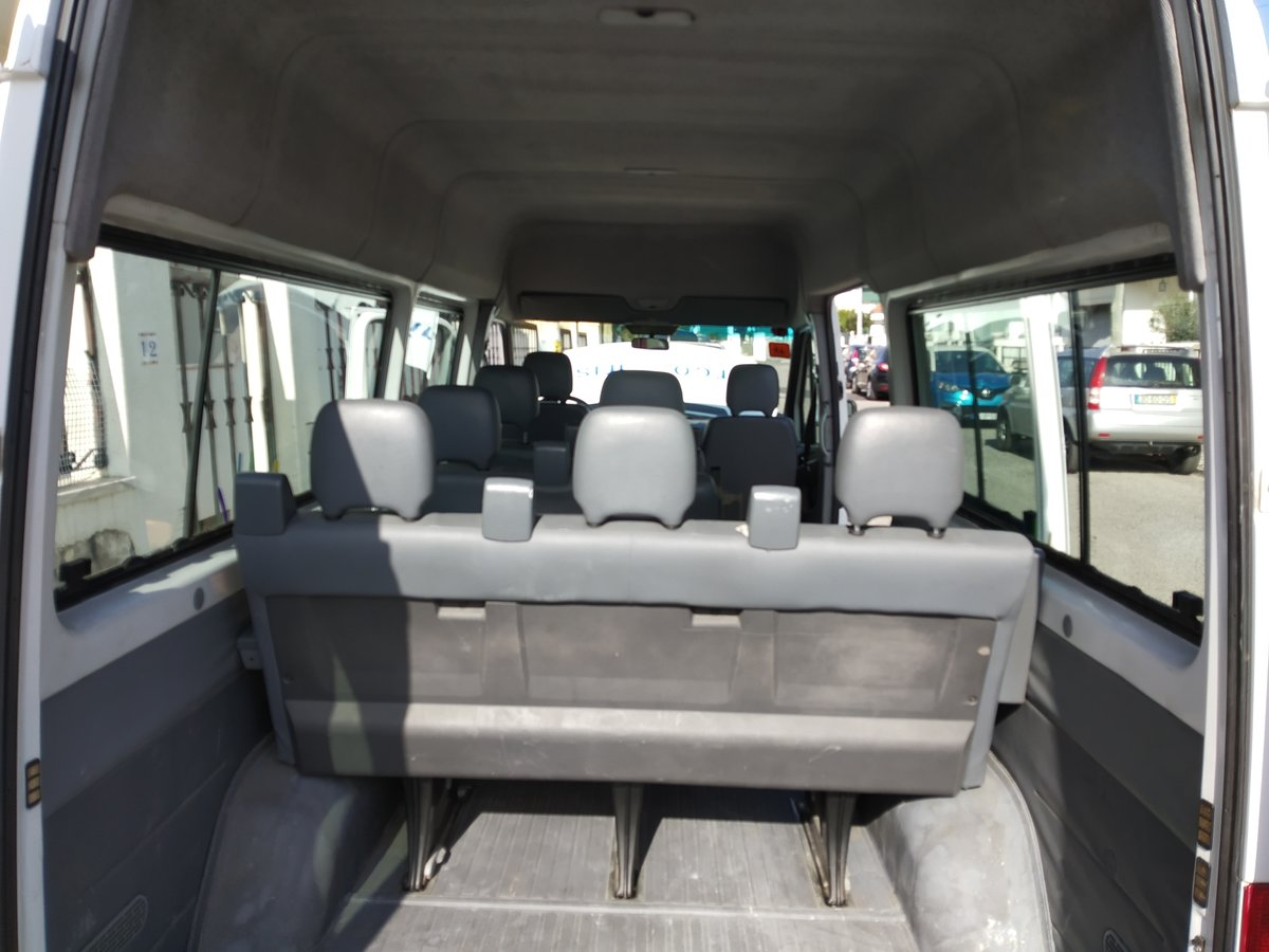 2003 Mercedes Sprinter MINIBUS High Roof LWB LHD  For Sale (picture 3 of 6)