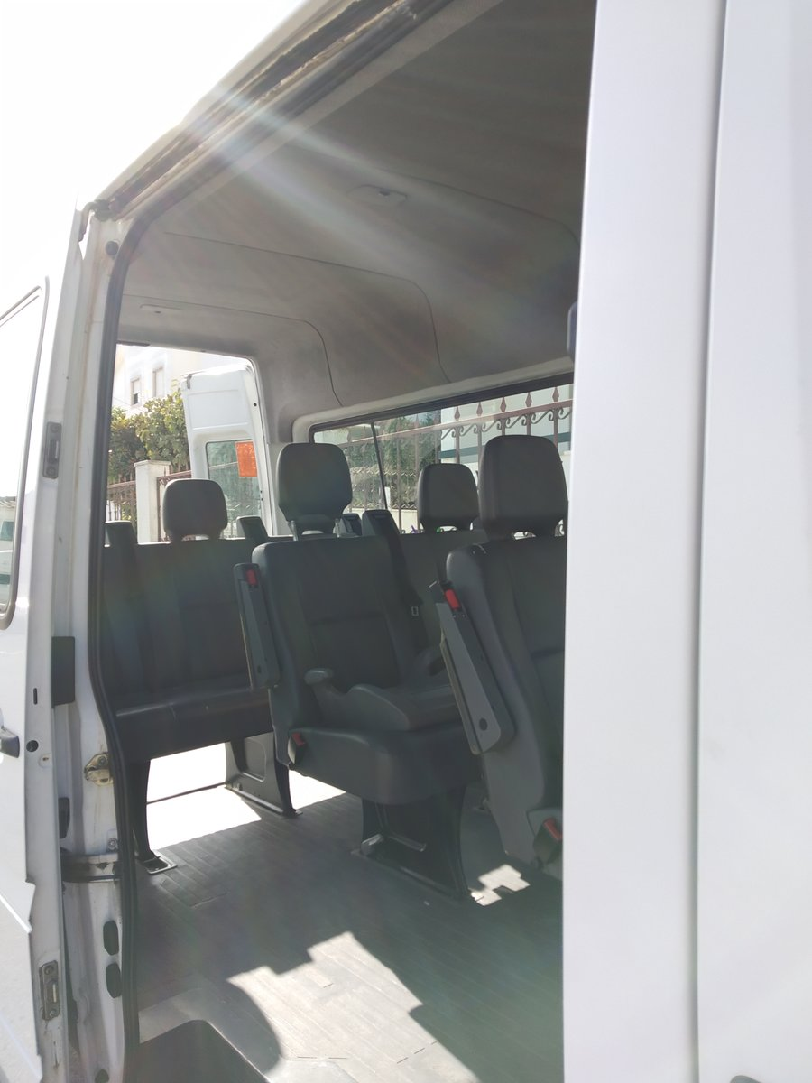 2003 Mercedes Sprinter MINIBUS High Roof LWB LHD  For Sale (picture 5 of 6)