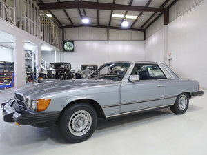 1980 Mercedes-Benz 450SLC Sunroof Coupe
