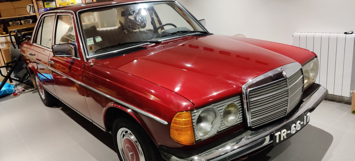 1979 Mercedes 200 w123 For Sale | Car And Classic