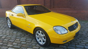 MERCEDES-BENZ SLK KOMPRESSOR 2.3 SUPERCHARGED CONVERTIBLE *