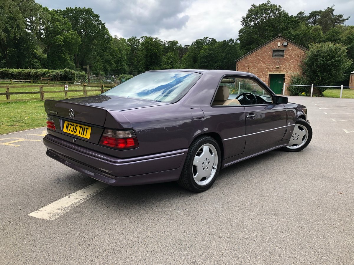 1994 Mercedes W124 320CE AMG Coupe For Sale (picture 1 of 6)