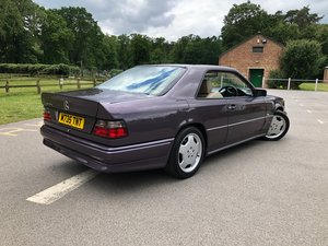 1994 Mercedes W124 320CE AMG Coupe For Sale