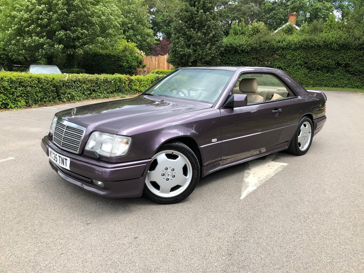 1994 Mercedes W124 320CE AMG Coupe For Sale (picture 4 of 6)