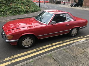 1978 Mercedes 350SL 350 SL. Owned 25 Years.