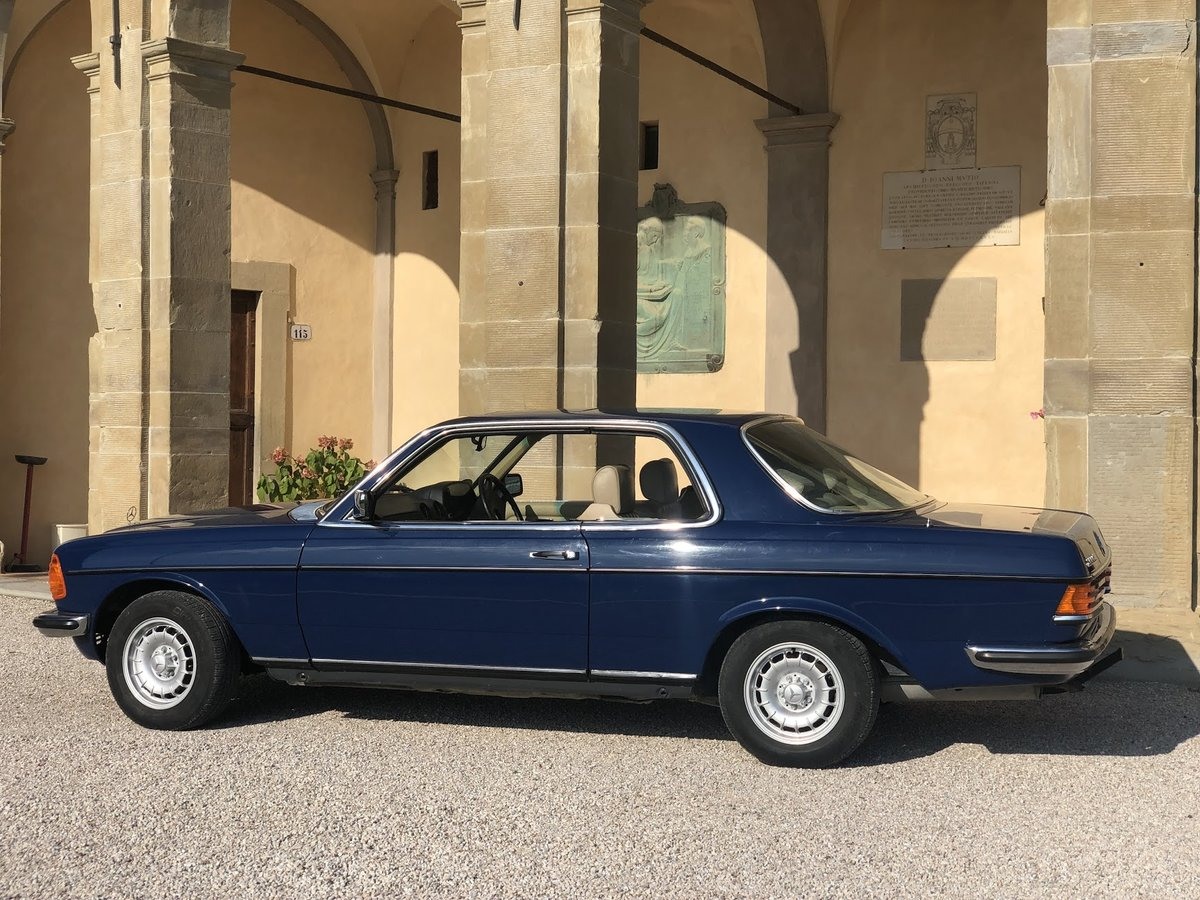 1983 Mercedes 280. Exceptionally beautiful, timeless. For Sale (picture 2 of 6)