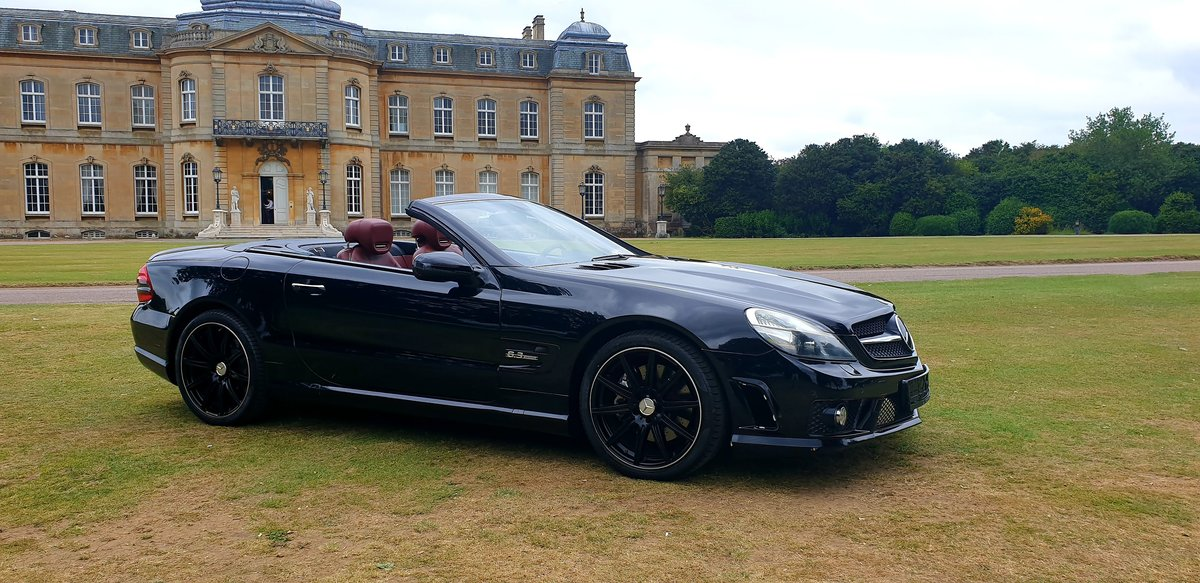 2011 LHD Mercedes SL500 AMG (SL63 AMG REPLICA), CONVERTIBLE For Sale (picture 2 of 6)