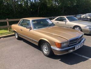 1981 Mercedes-Benz 380 SLC - Just £5,000 - £7,000 For Sale by Auction