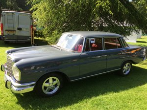 1966 Mercedes 230S Fintail For Sale by Auction
