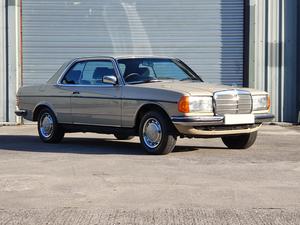 1984 Mercedes-Benz 230CE Auto For Sale by Auction