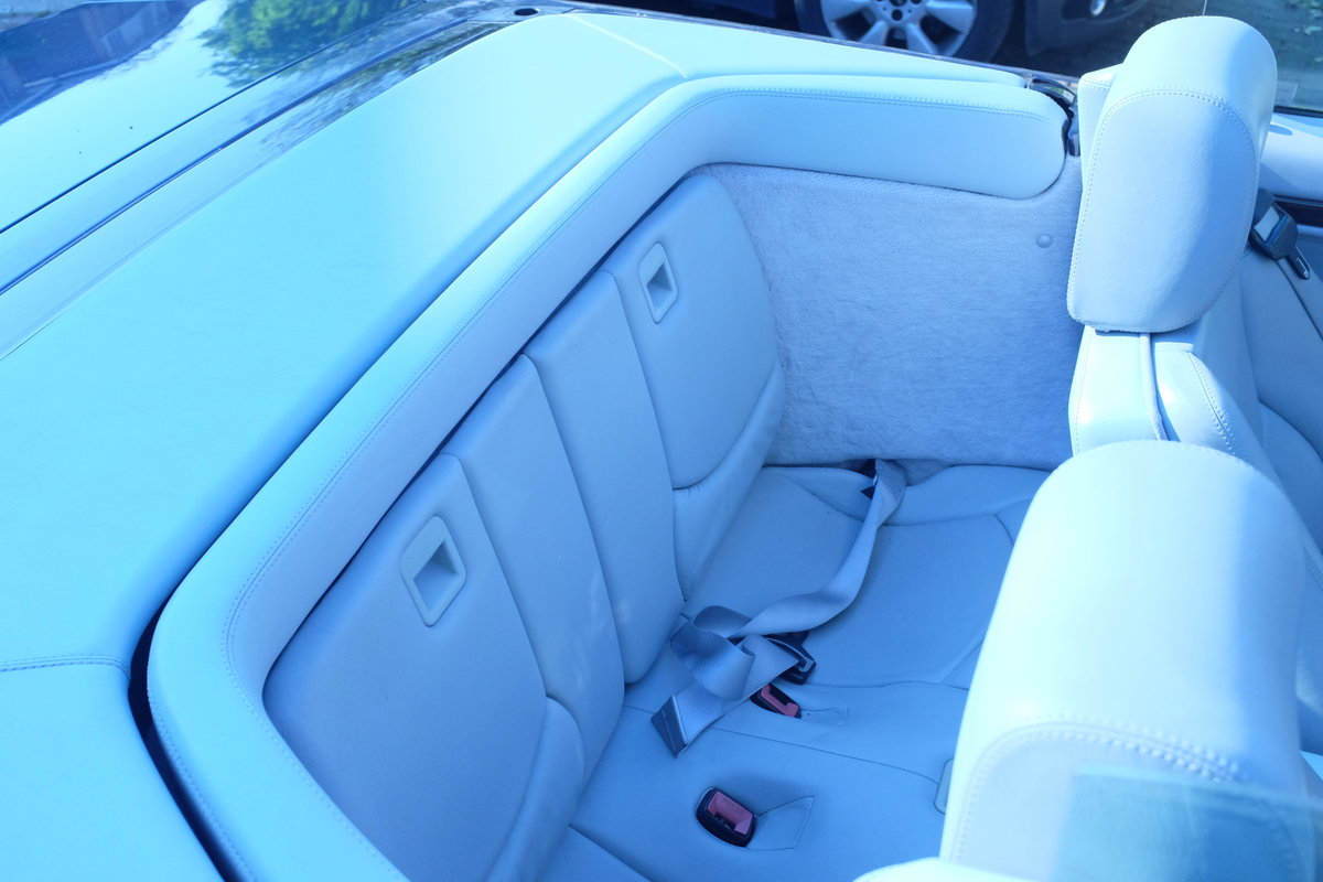 1999 Mercedes 320SL S Reg For Sale (picture 6 of 6)