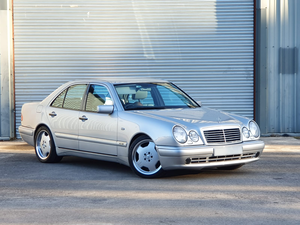 1999 Mercedes-Benz E55 AMG (W210) For Sale by Auction