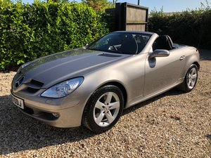 2007 MERCEDES SLK 280 ONE LADY DOCTOR OWNER BEAUTIFUL CAR