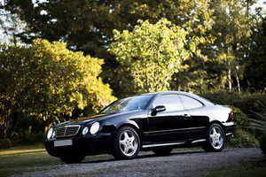 2001 Mercedes W208 CLK55 AMG: 69k mls, low owners For Sale