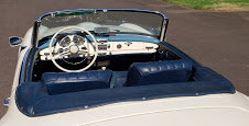 1957 Mercedes 190SL Clean Ivory(~)Navy Driver Solid $89k  For Sale (picture 5 of 5)