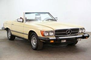 1976 Mercedes-Benz 450SL For Sale