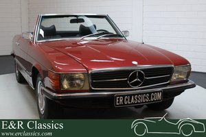 Mercedes-Benz 350SL Cabriolet 1971 Very nice condition For Sale