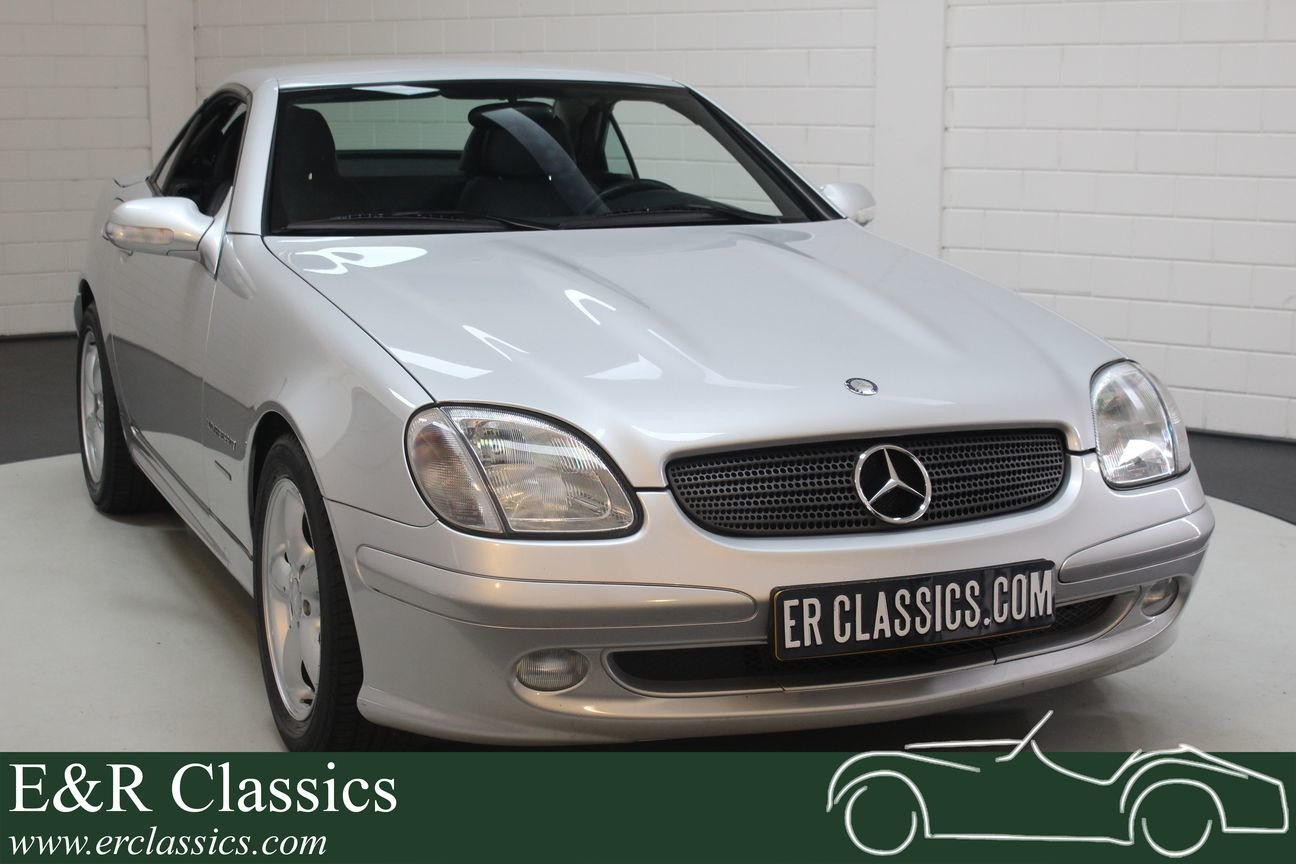 Mercedes-Benz SLK 200 2003 Special Edition For Sale (picture 1 of 6)