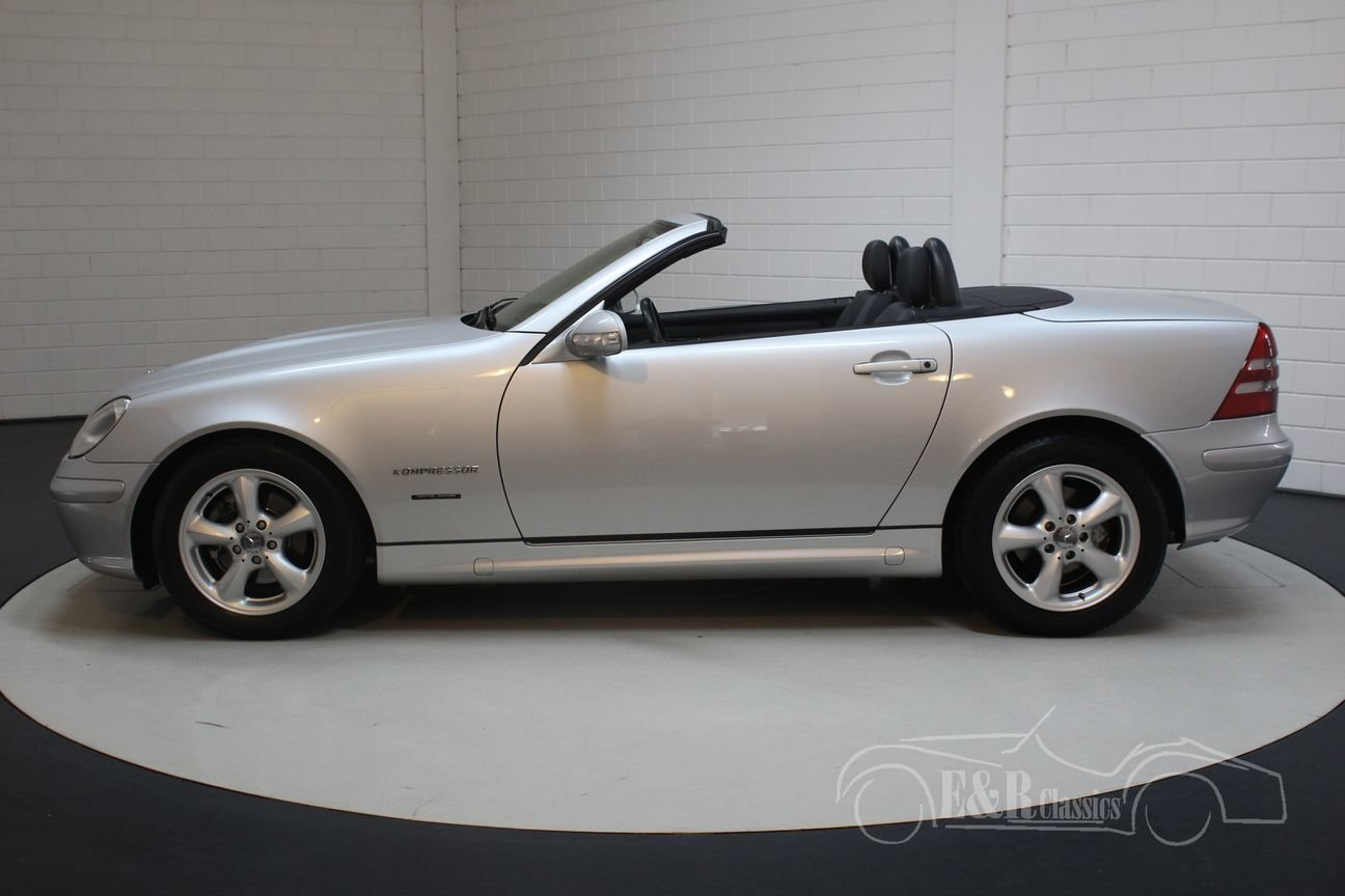 Mercedes-Benz SLK 200 2003 Special Edition For Sale (picture 5 of 6)