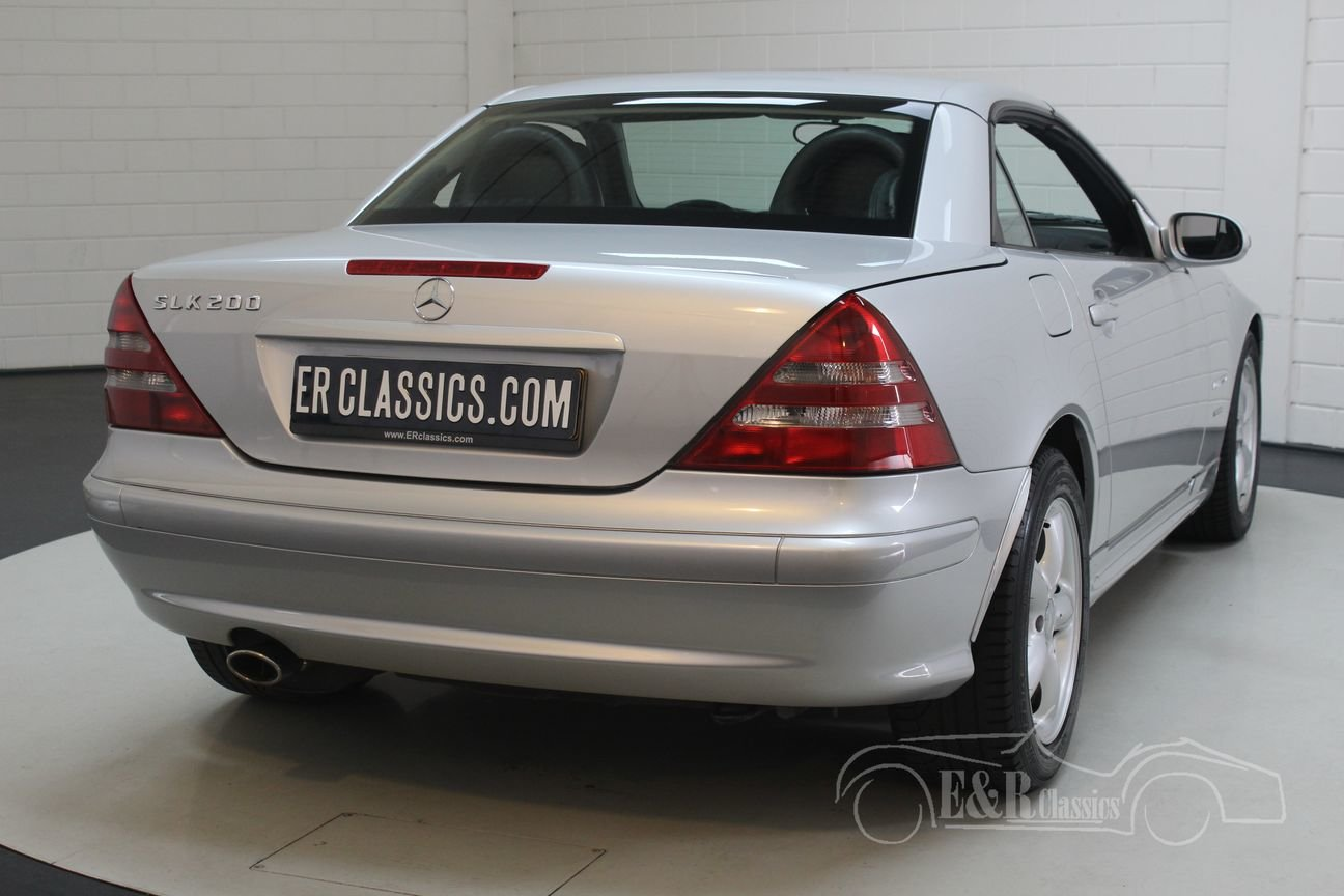 Mercedes-Benz SLK 200 2003 Special Edition For Sale (picture 6 of 6)
