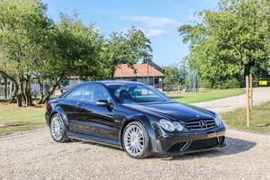 2008 CLK AMG Black Series - Just 14900 miles