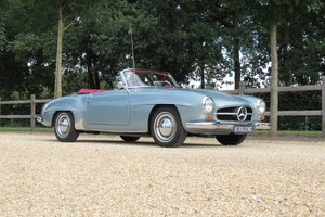 Mercedes-Benz 190 SL Roadster 1961