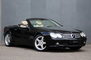 2003 Mercedes-Benz 500 SL Roadster LHD