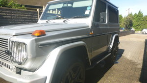 1989 Mercedes G wagon For Sale