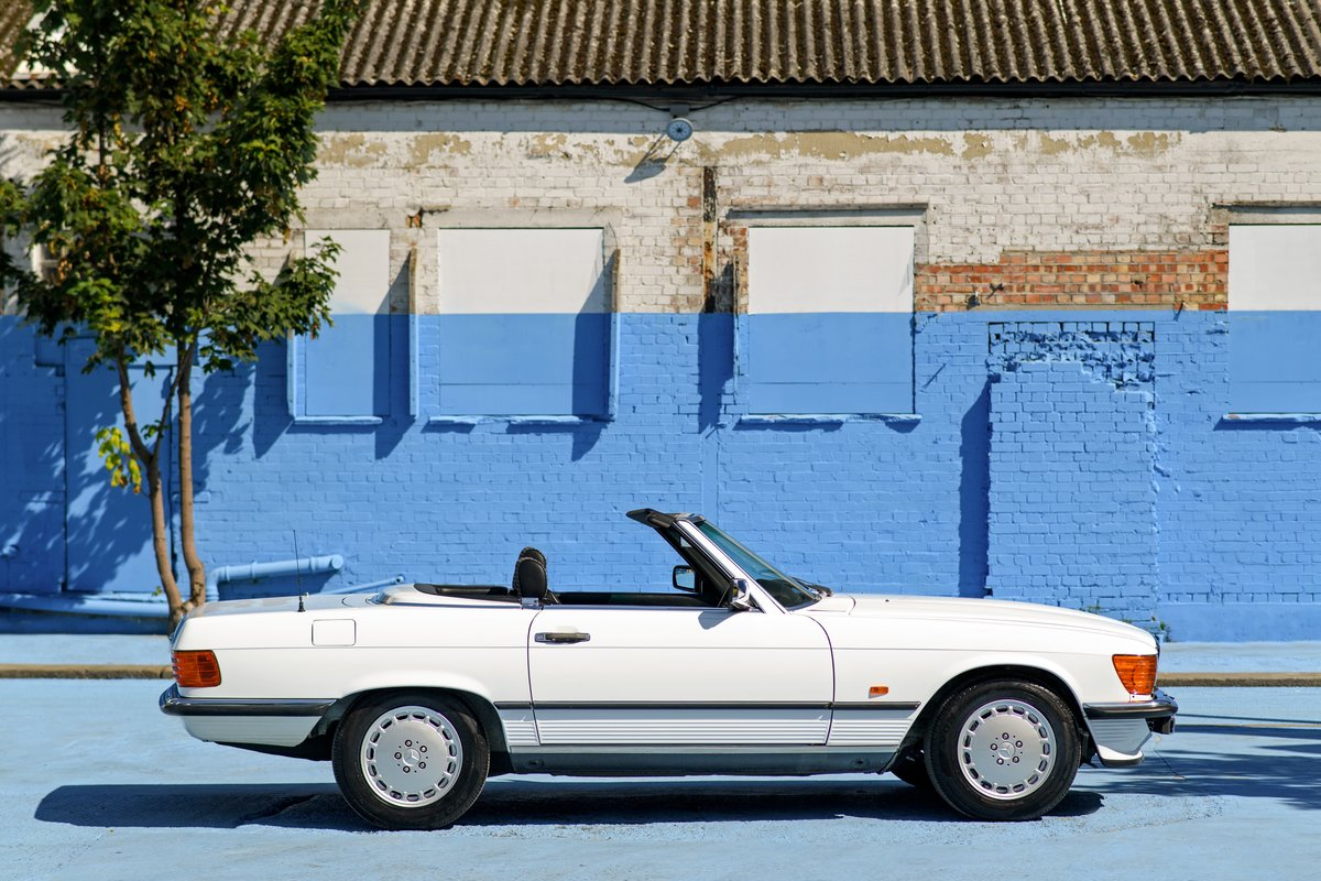 1989 Mercedes-Benz 300 SL For Sale (picture 3 of 6)