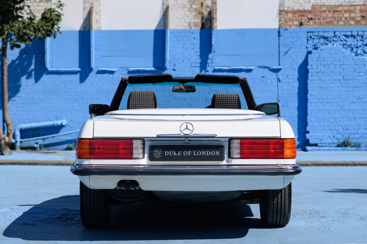 1989 Mercedes-Benz 300 SL SOLD (picture 4 of 6)