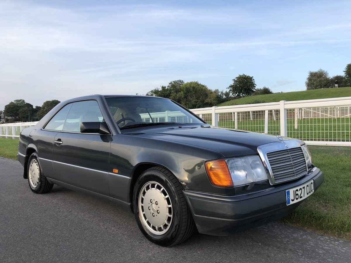 1991 Mercedes 300CE For Sale (picture 1 of 6)