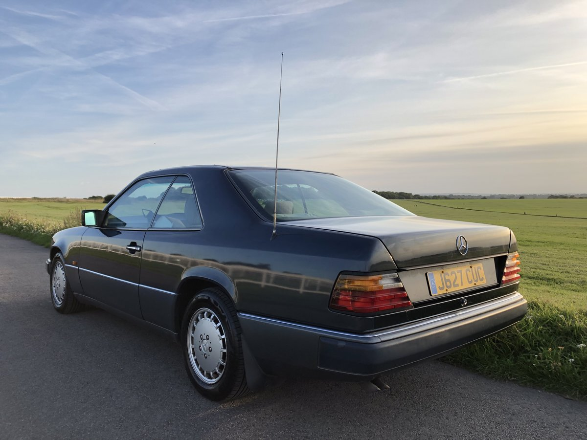 1991 Mercedes 300CE For Sale (picture 2 of 6)