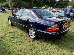 2000 Mercedes S280, only 49,600 miles! For Sale