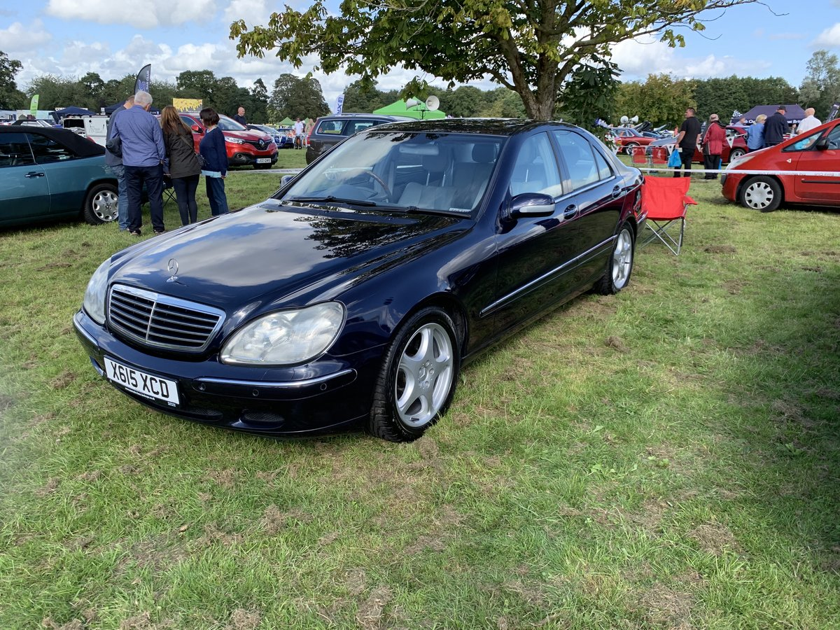 2000 Mercedes S280, only 49,600 miles! For Sale (picture 2 of 6)