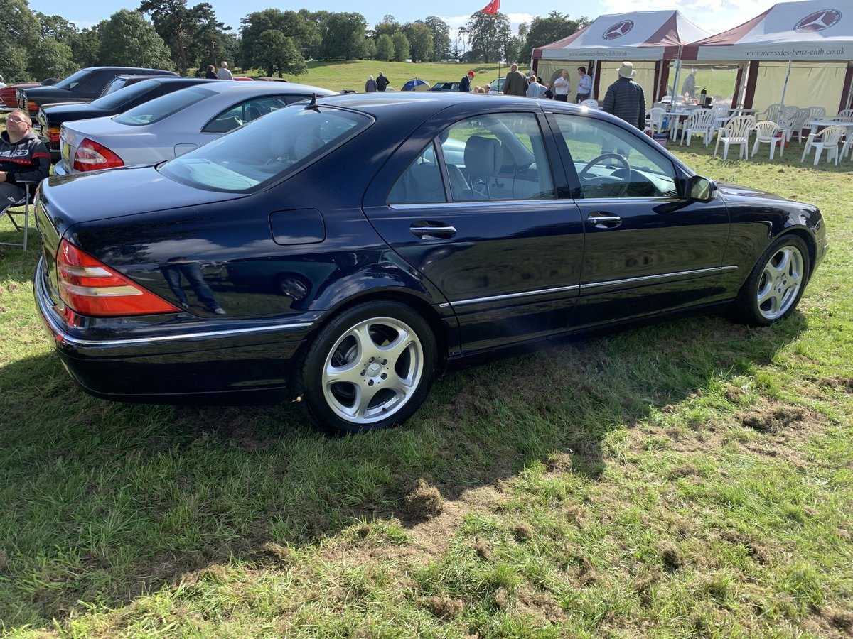 2000 Mercedes S280, only 49,600 miles! For Sale (picture 6 of 6)
