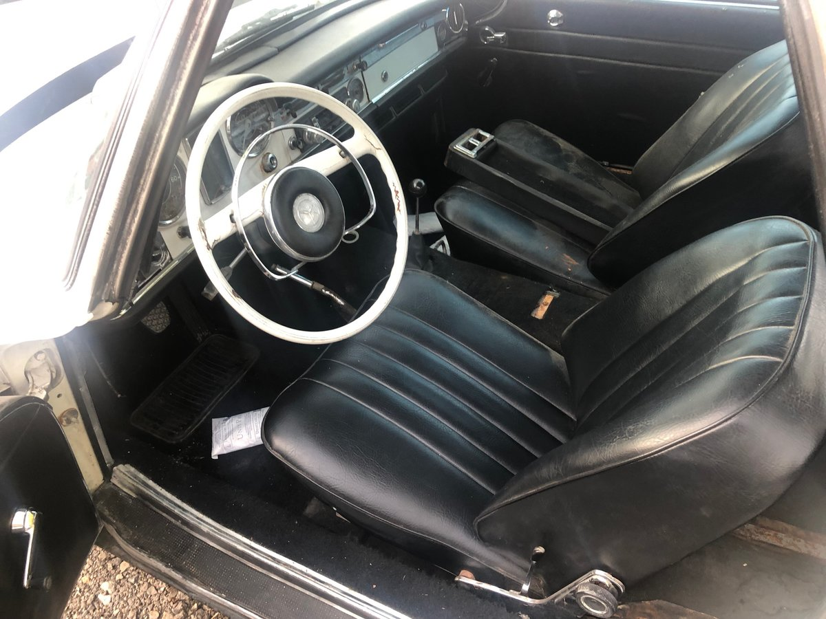 1964 Mercedes 230 sl pagoda project For Sale (picture 3 of 4)