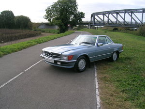 1978 Mercedes- Benz 350 SL Convertible Historic Vehicle For Sale