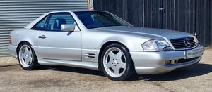 1997 Stunning Mercedes SL60 AMG - 1 of 49 RHD's - Only 73,000
