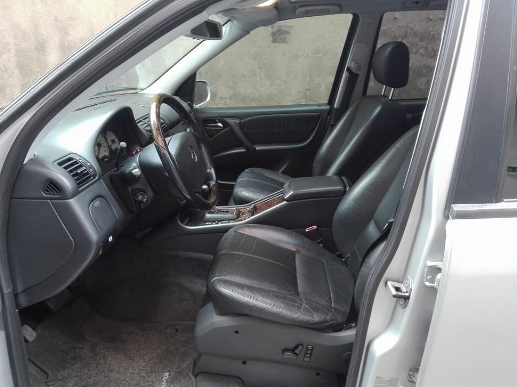 2001 MERCEDES ML 55 AMG SERVICE BOOK ONLY 7900 EURO For Sale (picture 3 of 4)