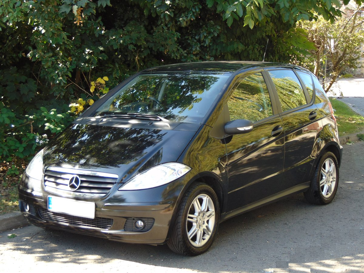 Mercedes A180 CDi Classic.. Nice Example.. FSH.. Bargain SOLD (picture 1 of 6)