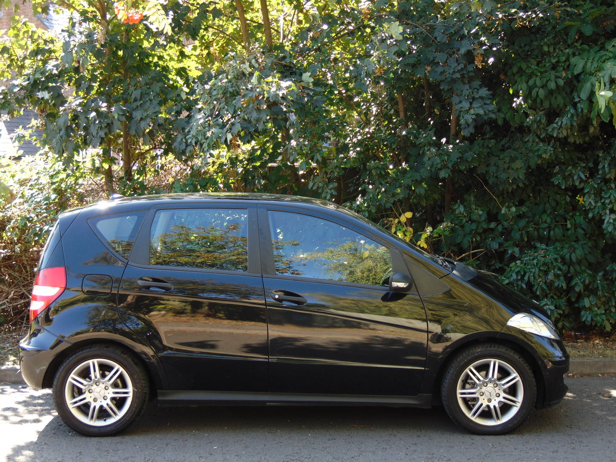 Mercedes A180 CDi Classic.. Nice Example.. FSH.. Bargain SOLD (picture 5 of 6)