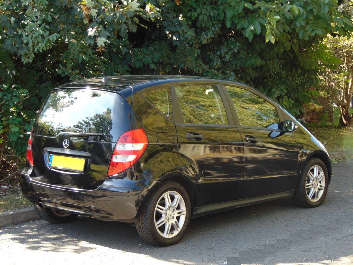 Mercedes A180 CDi Classic.. Nice Example.. FSH.. Bargain SOLD (picture 6 of 6)