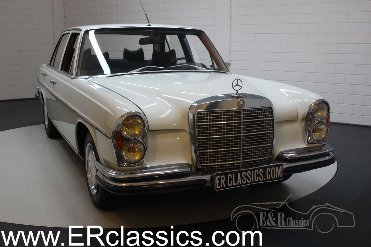 Mercedes-Benz 280SE W108 Saloon 1968 Papyrusweiss For Sale (picture 1 of 6)