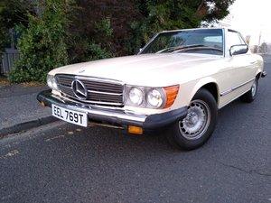 1979 Mercedes 450 SL Convertible Hardtop R107 V8 *95k* For Sale