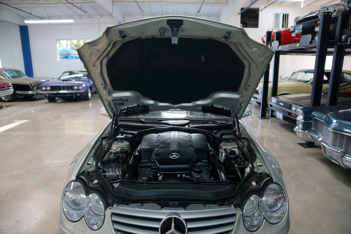 2003 Mercedes SL500 Designo Edition SOLD (picture 6 of 6)