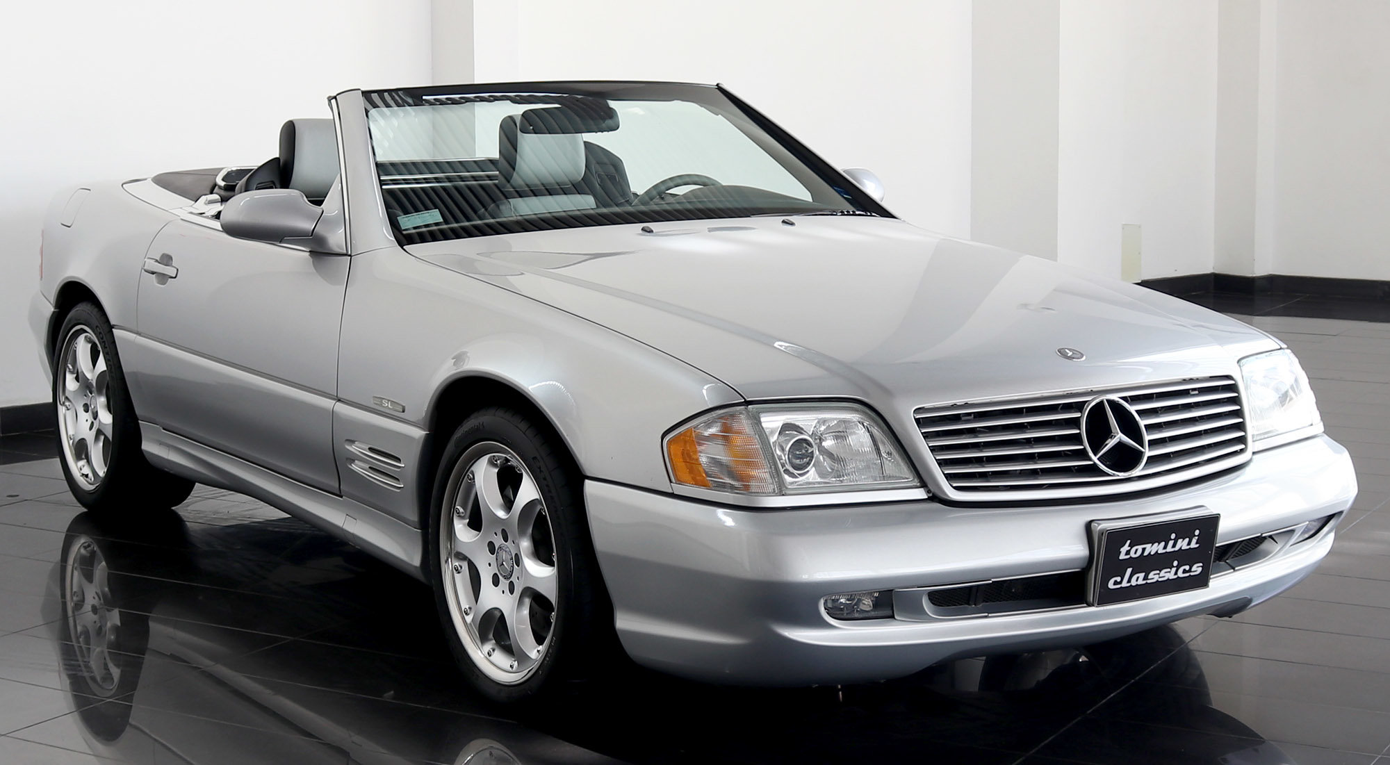 Mercedes-Benz SL500 Silver Arrow (2002) For Sale (picture 1 of 6)